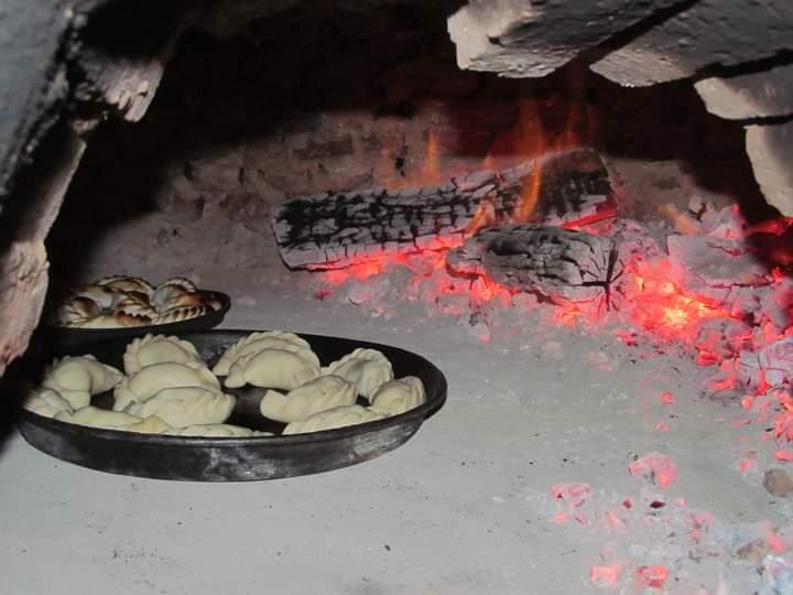 Empanadas tucumanas y una casa con más de 200 años de historia